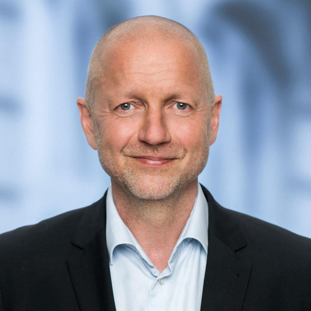 Portræt af Venstres sundhedsordfører, Martin Geertsen.