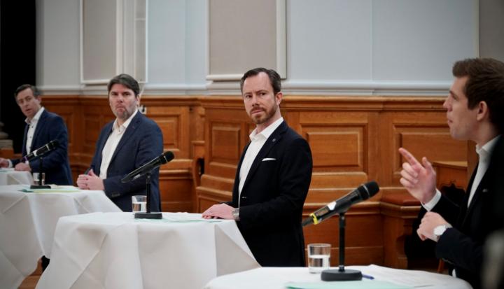 Venstre præsenterer udspil som led i stram udlændingepolitik.