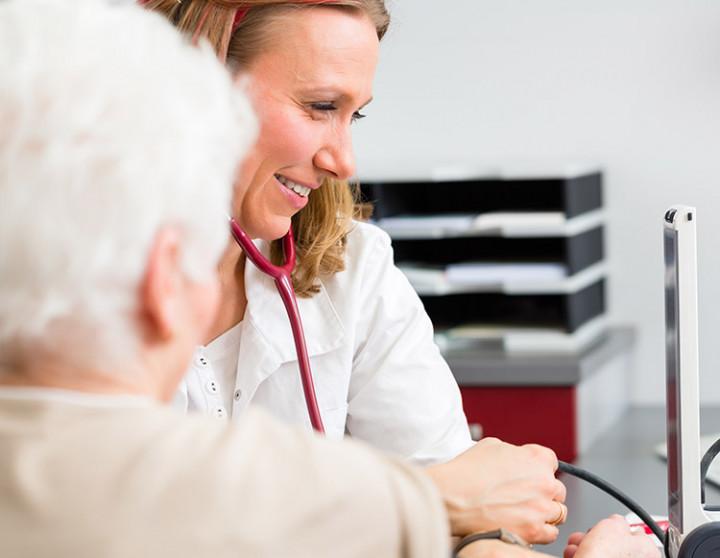 Venstres sundhedspolitik vil styrke lægedækningen i Danmark.
