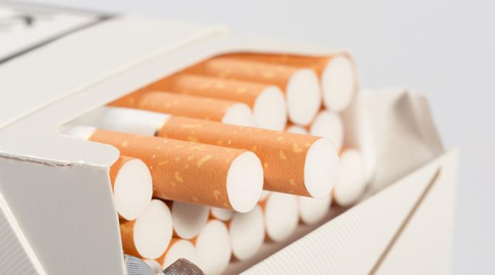 Venstres sundhedspolitik vil mindske rygning i befolkningen.