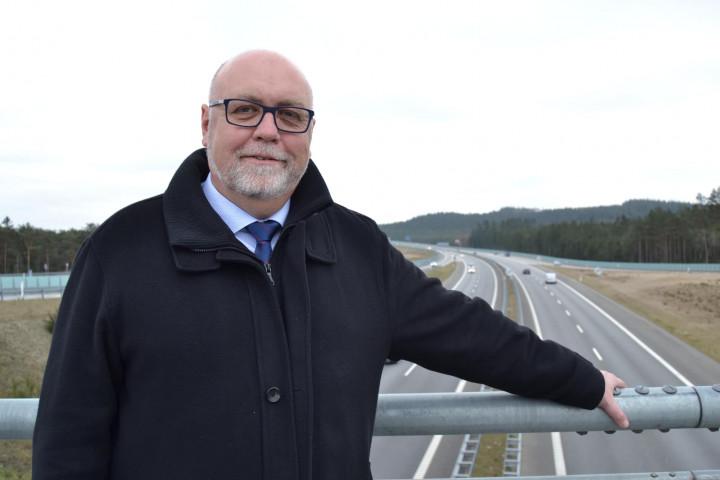 Kristian Pihl Lorentzen glæder sig over, at de længede ventede infrastrukturforhandlinger endelig er igangsat.