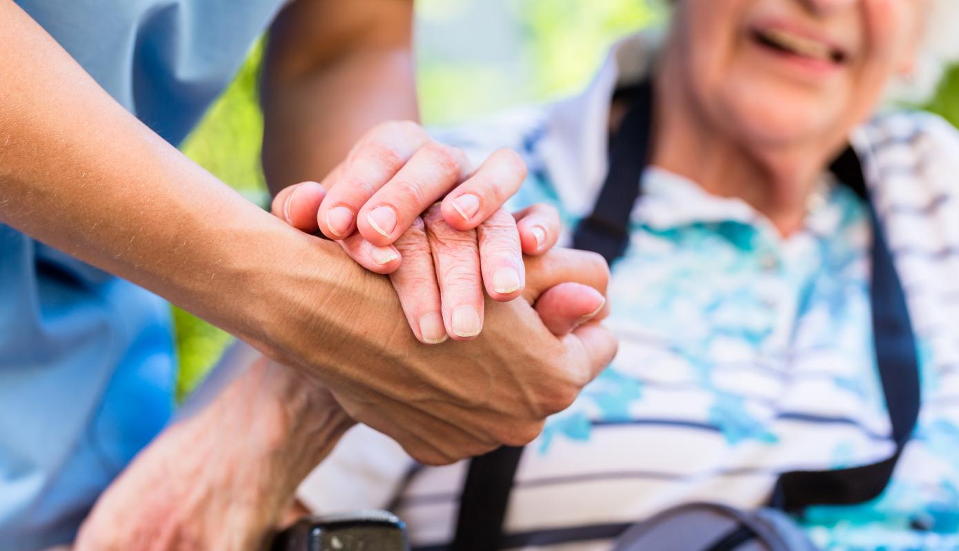 Venstres ældrepolitik vil sikre ældre en værdig alderdom.